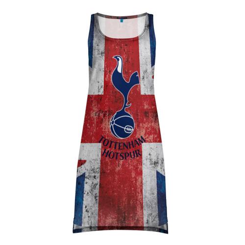 Платье-майка 3D Tottenham №1!