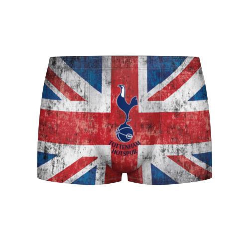 Мужские трусы 3D Tottenham №1!
