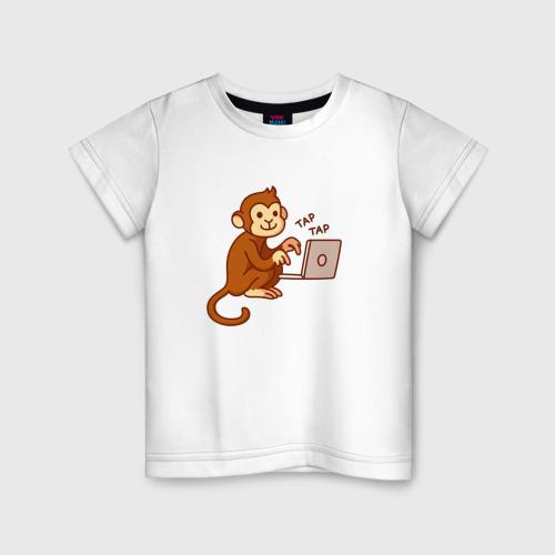 Детская футболка хлопок Codefest`17_6