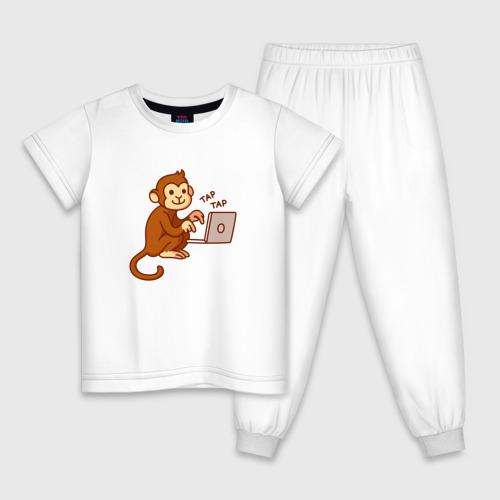 Детская пижама хлопок Codefest`17_6