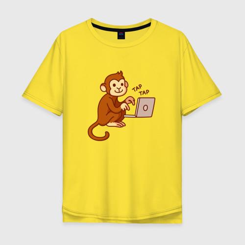 Мужская футболка хлопок Oversize Codefest`17_6