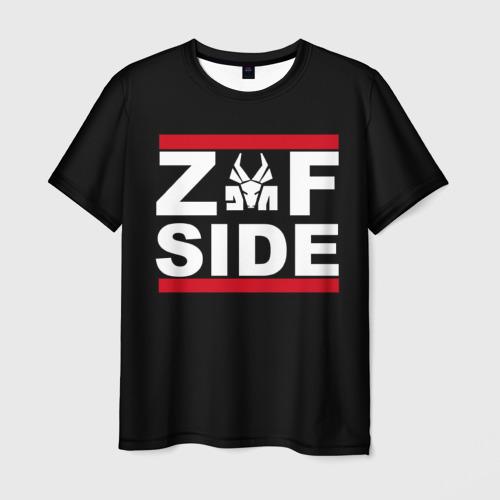 Мужская футболка 3D Z Side