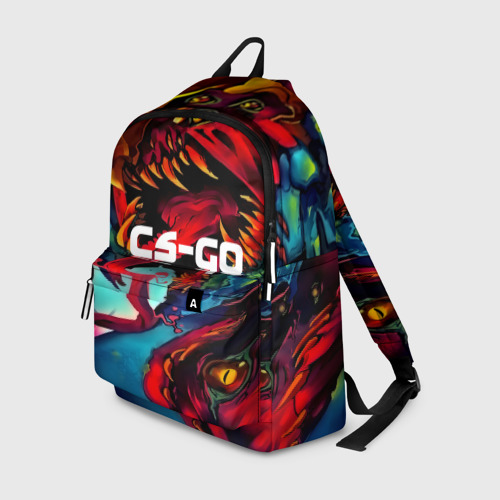 Рюкзак 3D CS GO-Hyper beast