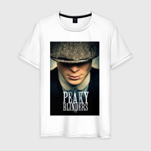 Мужская футболка хлопок Peaky Blinders
