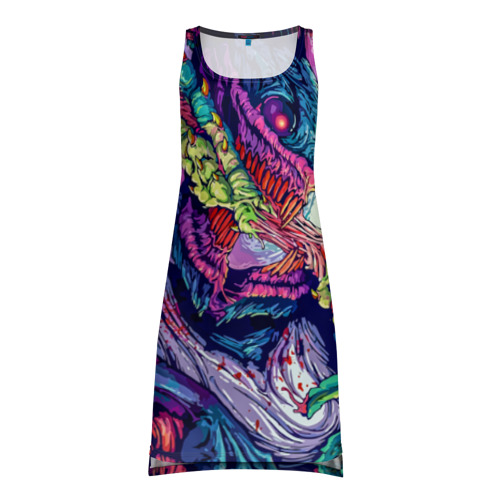 Платье-майка 3D Hyper beast