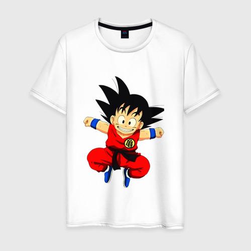 Мужская футболка хлопок Жемчуг дракона