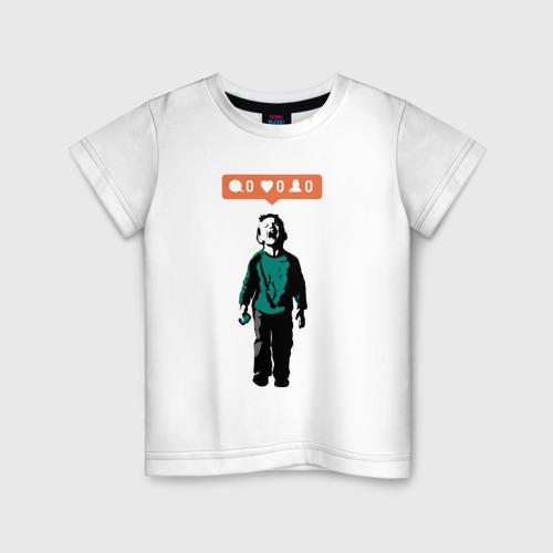Детская футболка хлопок ИГНОР
