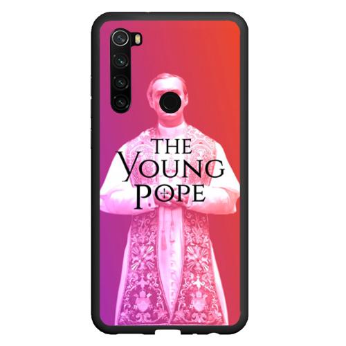 Чехол для Xiaomi Redmi Note 8 The Young Pope