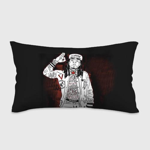 Подушка 3D антистресс Lil Wayne 3