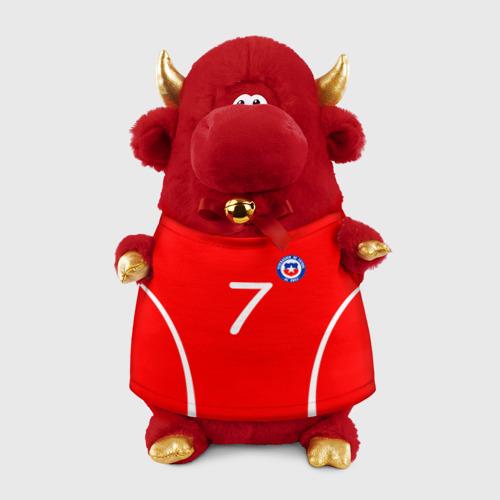 Игрушка Бычок в футболке 3D Chile