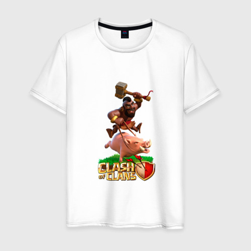 Мужская футболка хлопок Clash of Clans 9