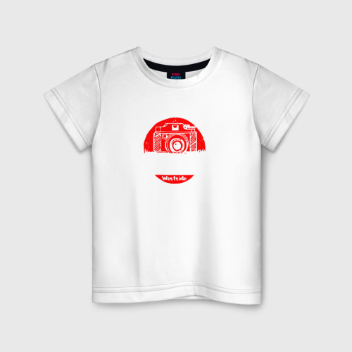 Детская футболка хлопок Journalism