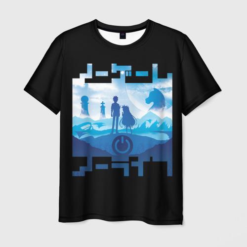 Мужская футболка 3D Ashente