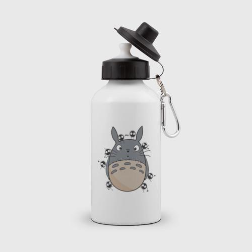 Бутылка спортивная Удивленный Тоторо
