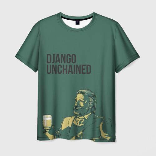 Мужская футболка 3D Доктор Шульц