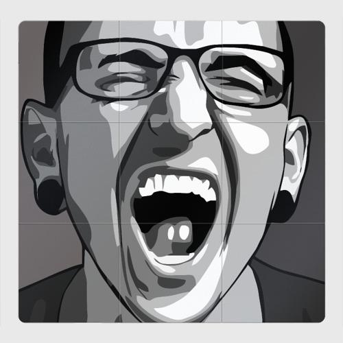 Магнитный плакат 3Х3 Linkin Park