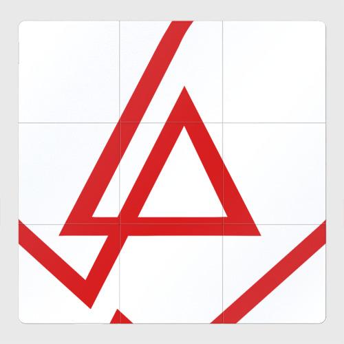 Магнитный плакат 3Х3 Linkin Park Heart
