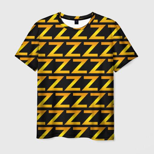 Мужская футболка 3D Brazzers by VPPDGryphon