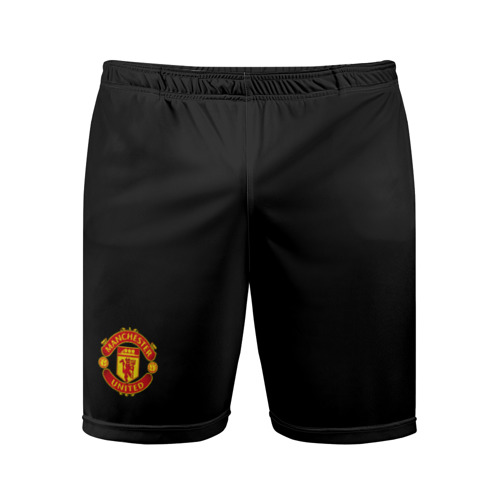 Мужские шорты спортивные Манчестер Юнайтед