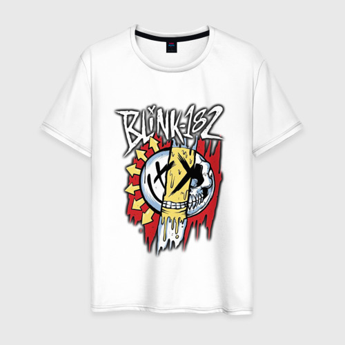 Мужская футболка хлопок MIXED UP Blink-182