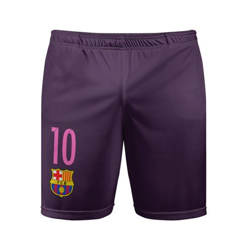 Мужские шорты спортивные Barca Messi