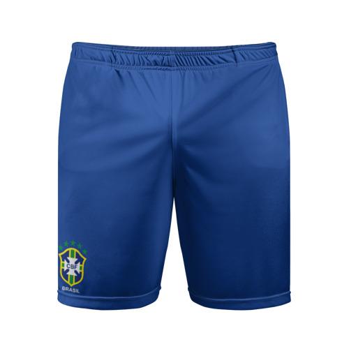 Мужские шорты спортивные Сборная Бразилии