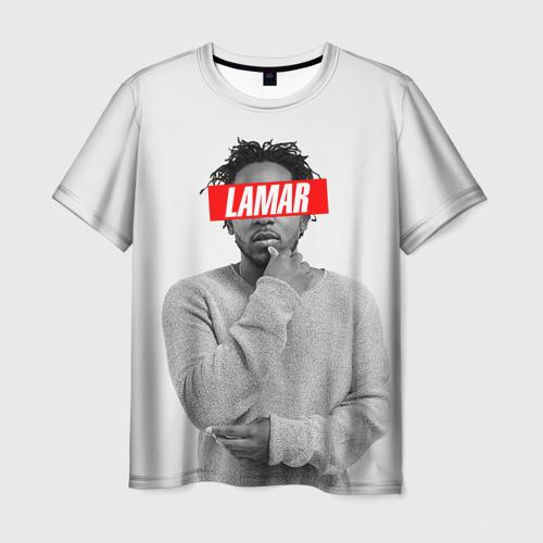 Мужская футболка 3D Lamar
