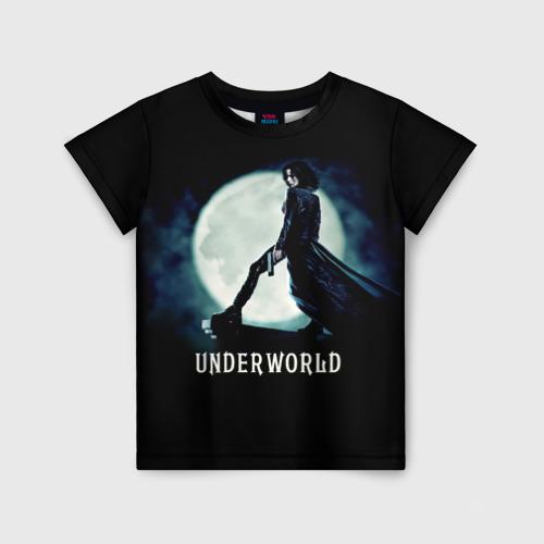 Детская футболка 3D Другой мир