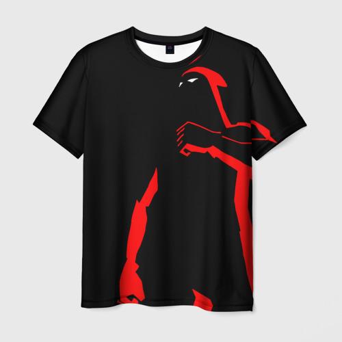 Мужская футболка 3D Metalocalypse (Dethklok) 7