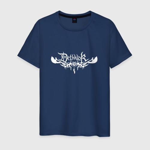 Мужская футболка хлопок Metalocalypse (Dethklok) 15