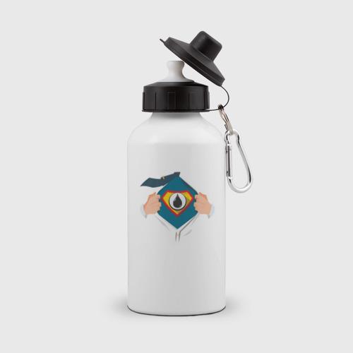 Бутылка спортивная Super oilman