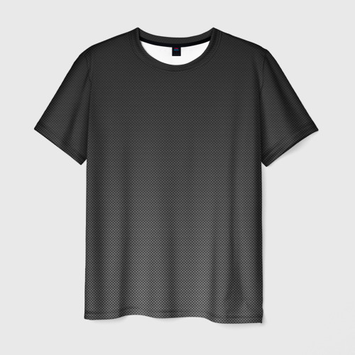 Мужская футболка 3D Carbon