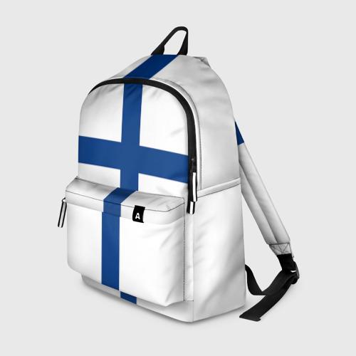 Рюкзак 3D Флаг Финляндии
