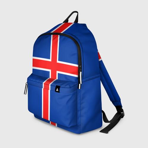 Рюкзак 3D Флаг Исландии