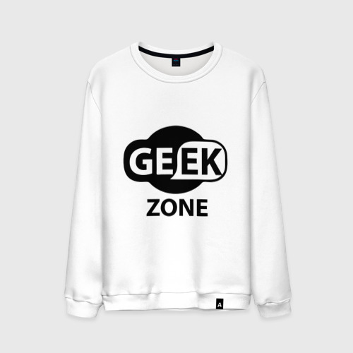 Мужской свитшот хлопок Geek zone