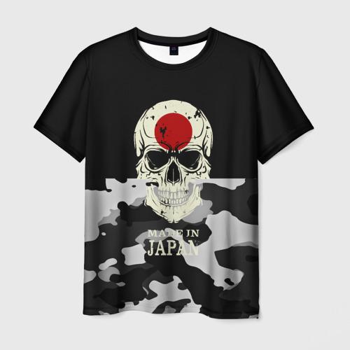 Мужская футболка 3D Made in Japan
