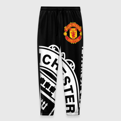 Мужские брюки 3D Manchester United - Collections 2017 / 2018