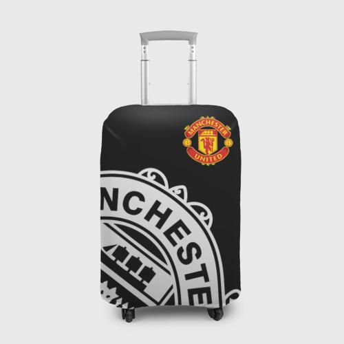 Чехол для чемодана 3D Manchester United - Collections 2017 / 2018