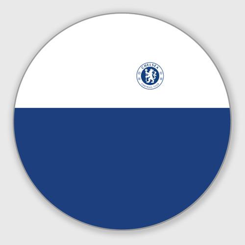 Коврик для мышки круглый Chelsea - Light Blue