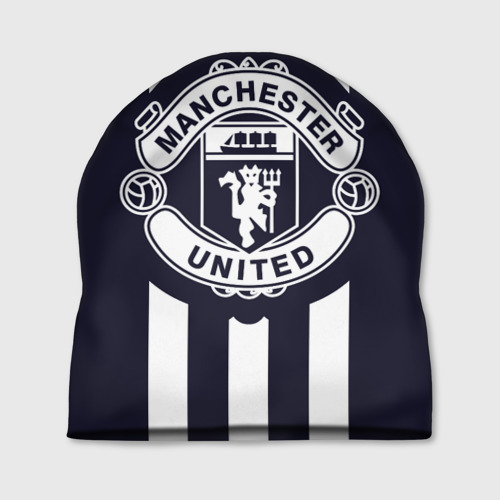 Шапка 3D Manchester United - Back to School