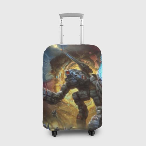 Чехол для чемодана 3D BattleTech