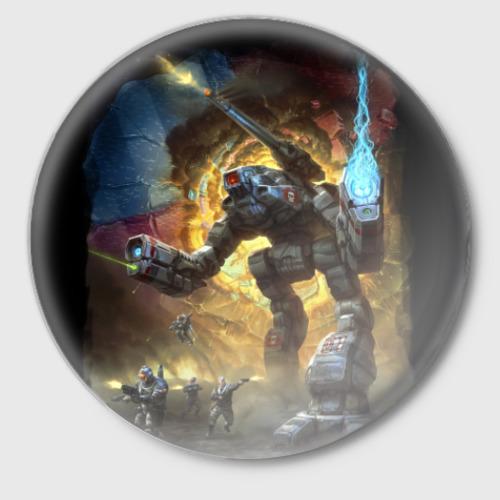 Значок BattleTech