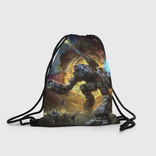 Рюкзак-мешок 3D BattleTech