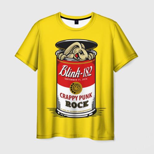 Мужская футболка 3D Crappy punk rock