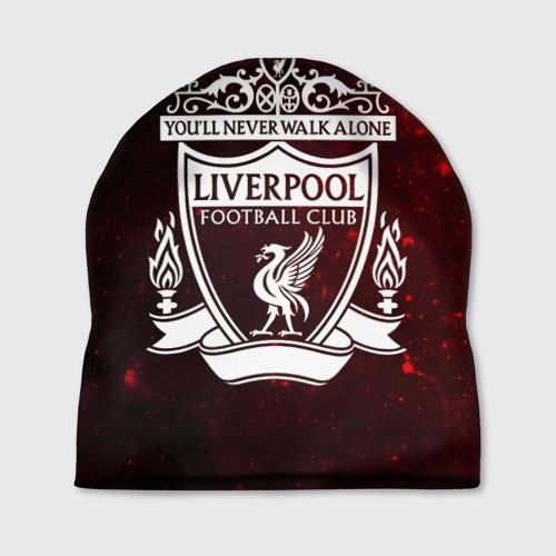 Шапка 3D Liverpool