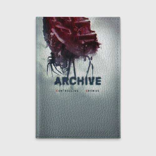 Обложка для автодокументов Archive controlling crowds