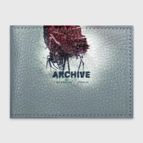 Обложка для студенческого билета Archive controlling crowds