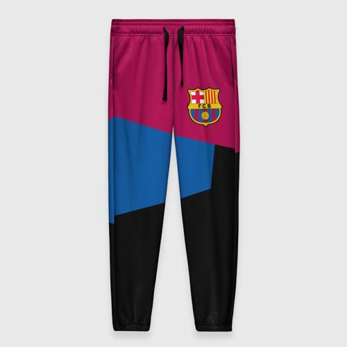 Женские брюки 3D FC Barcelona 2018 5