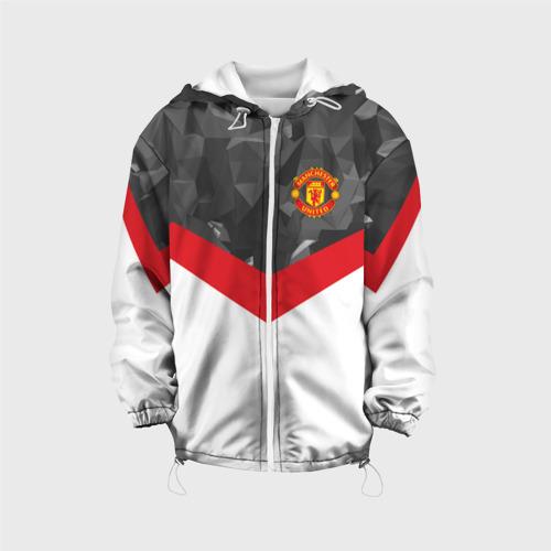 Детская куртка 3D Manchester United 2018 16