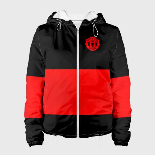 Женская куртка 3D Manchester Black Collection